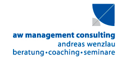 Logo aw management consulting